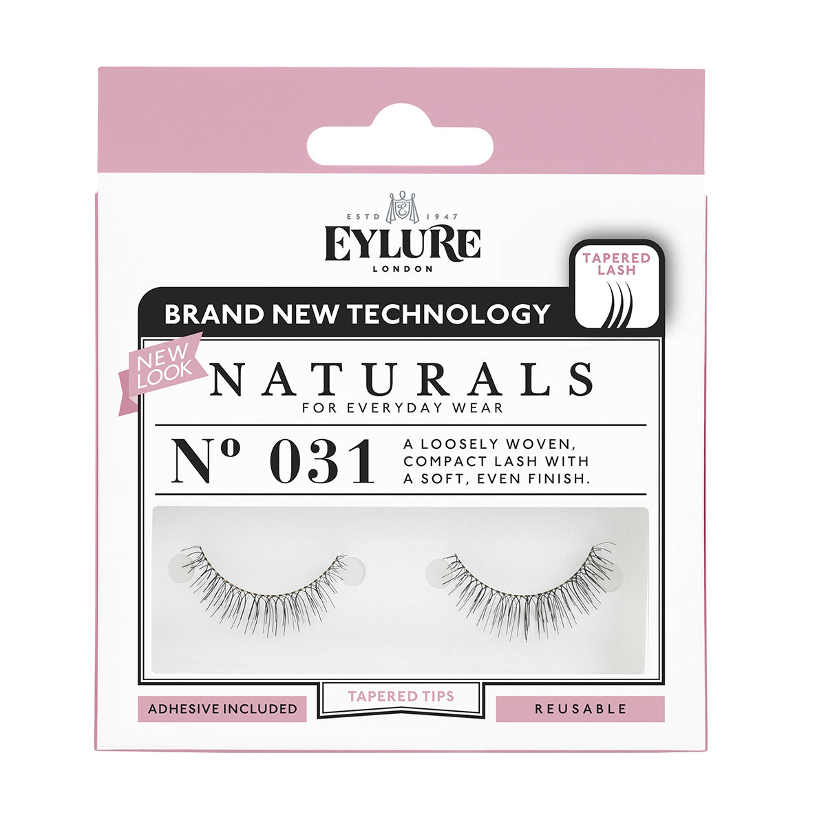 dbe7872fe94 Photo of Naturals Lash 031 by Eylure